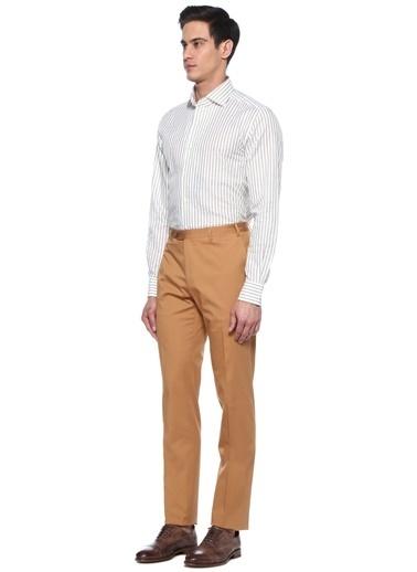 Corneliani Pantolon Sarı